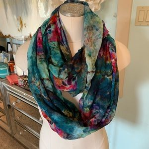 Anthropologie Lily and Lionel Infinity Scarf